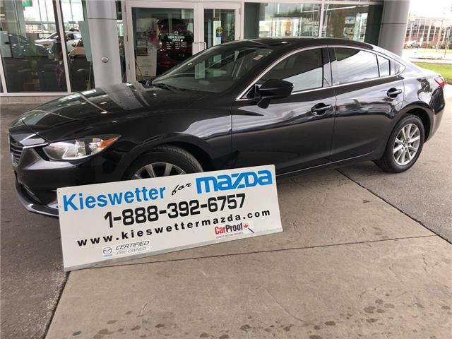 2016 Mazda MAZDA6 GX (Stk: U3919) in Kitchener - Image 1 of 28