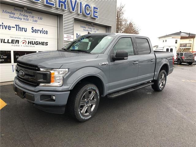 2020 Ford F-150 XLT (Stk: 20035) in Cornwall - Image 1 of 11