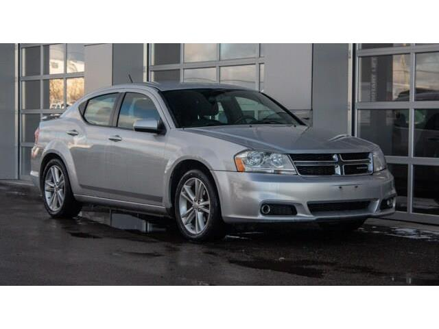 2011 Dodge Avenger SXT (Stk: 10619URXJA) in Innisfil - Image 1 of 18