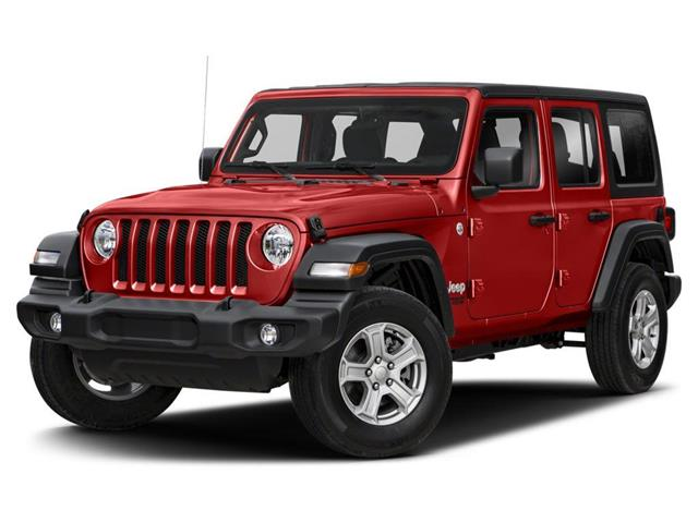 2020 Jeep Wrangler Unlimited Sahara (Stk: L177293) in Surrey - Image 1 of 9