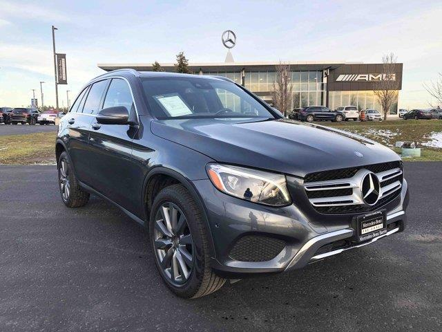 2016 Mercedes-Benz GLC-Class Base (Stk: 20MB103A) in Innisfil - Image 1 of 24