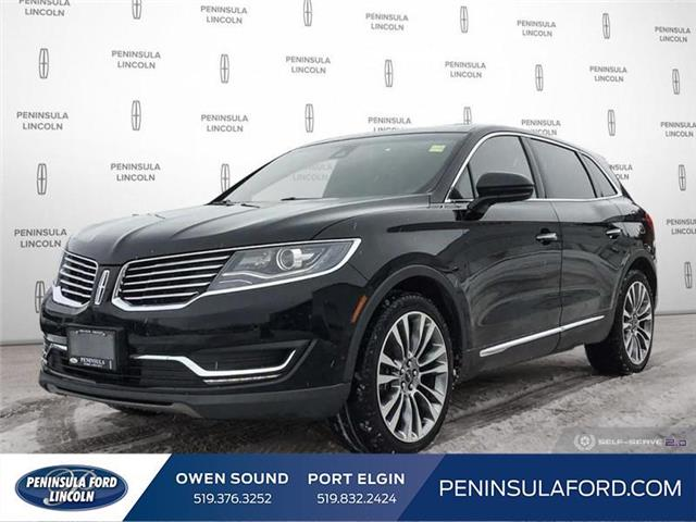 2017 Lincoln MKX Reserve (Stk: 1923) in Owen Sound - Image 1 of 25