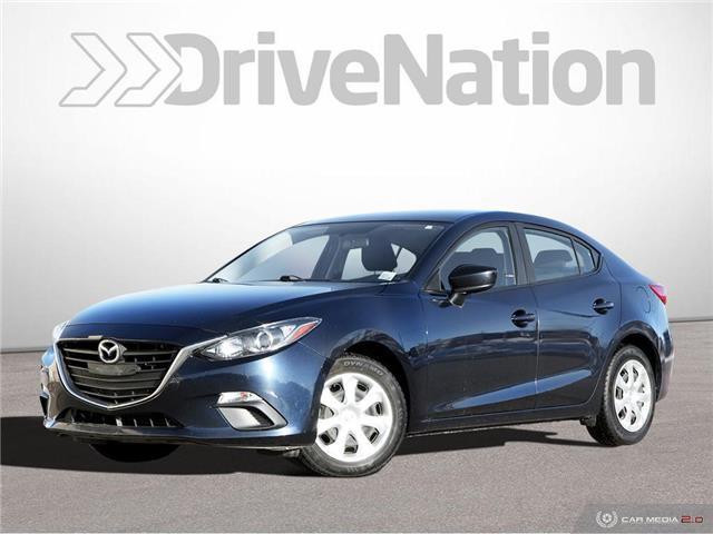 2015 Mazda Mazda3 GX (Stk: NE311) in Calgary - Image 1 of 27
