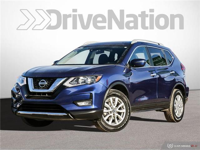 2019 Nissan Rogue SV (Stk: A3097) in Saskatoon - Image 1 of 29