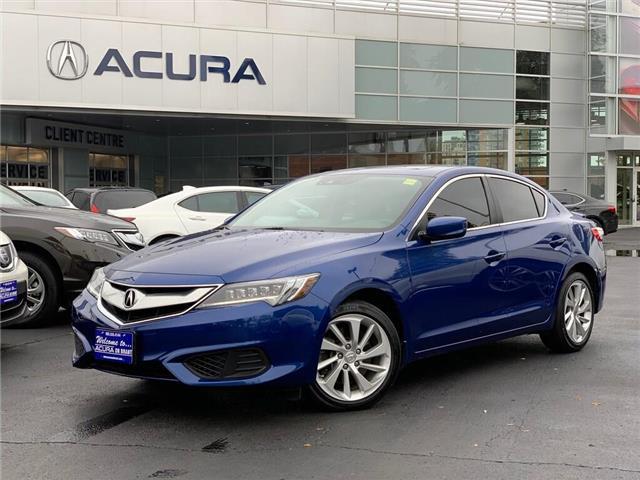2017 Acura ILX  (Stk: 4122) in Burlington - Image 1 of 30