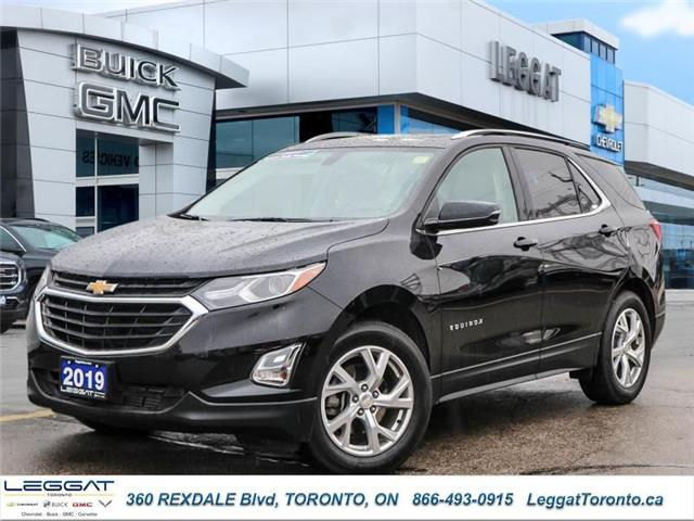 2019 Chevrolet Equinox LT (Stk: T11672) in Etobicoke - Image 1 of 25