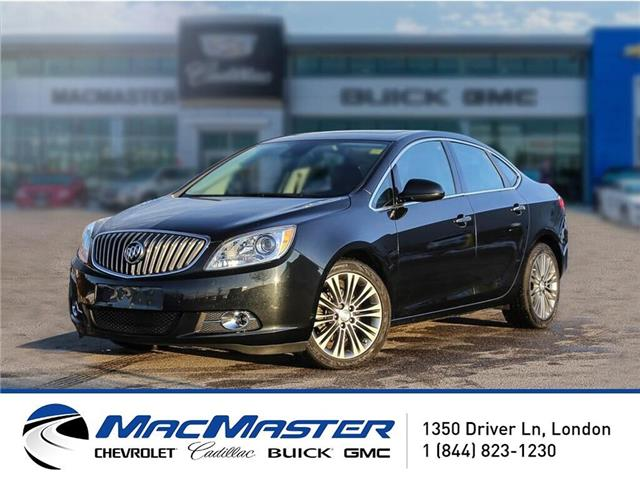 2015 Buick Verano Leather (Stk: 90889PA) in London - Image 1 of 10