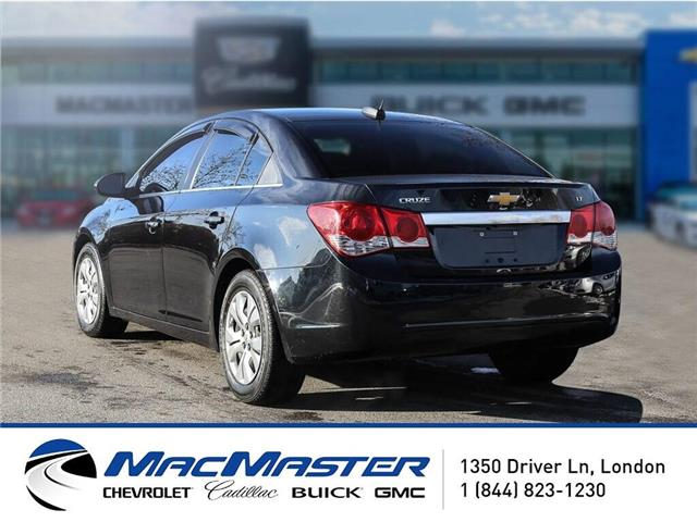 2016 Chevrolet Cruze Limited  (Stk: 90282A) in London - Image 1 of 10