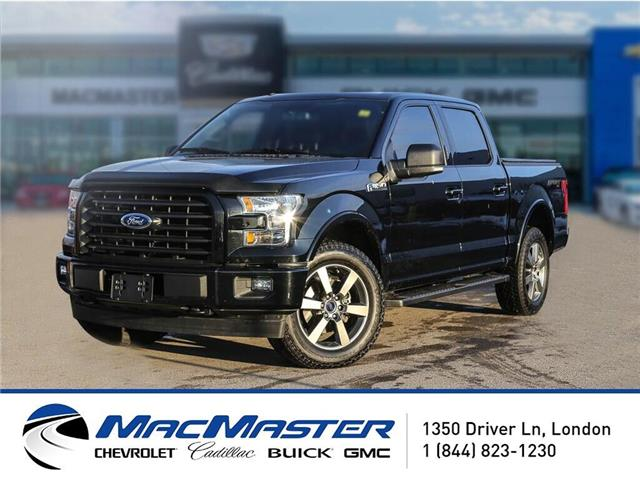 2017 Ford F-150  (Stk: 91071A) in London - Image 1 of 10