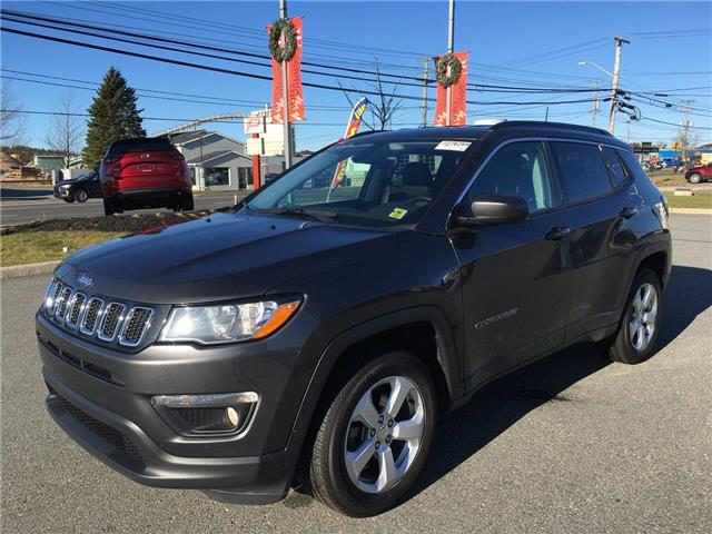 2018 Jeep Compass North (Stk: P306100) in Saint John - Image 1 of 47