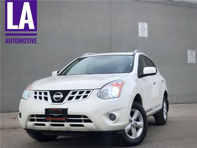 2013 Nissan Rogue  (Stk: 3235) in North York - Image 1 of 27