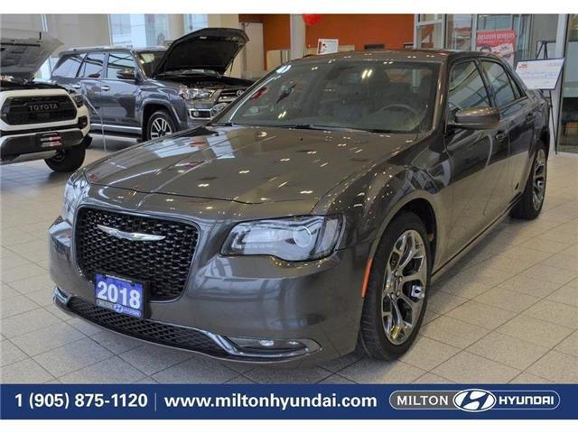 2018 Chrysler 300 S 2C3CCABG0JH301938 301938 in Milton