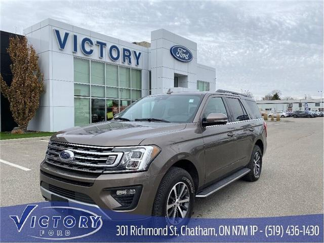 2019 Ford Expedition XLT (Stk: V10361CAP) in Chatham - Image 1 of 22