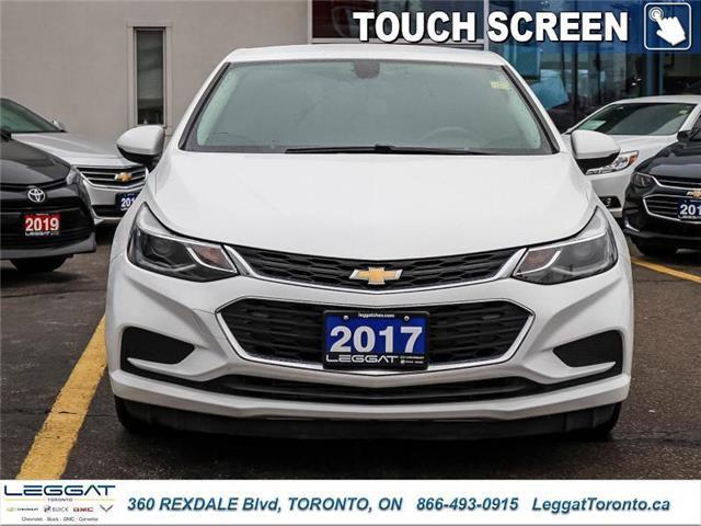 2017 Chevrolet Cruze LT Auto (Stk: T11657A) in Etobicoke - Image 2 of 26