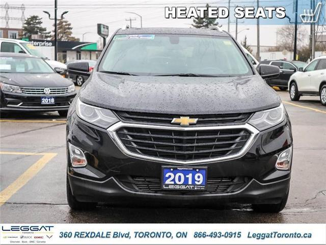 2019 Chevrolet Equinox LT (Stk: T11672) in Etobicoke - Image 2 of 25