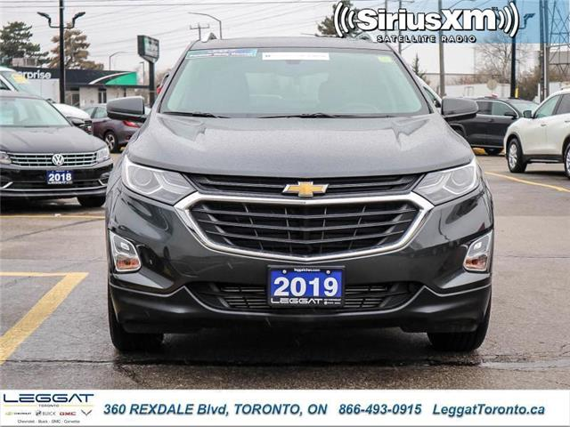 2019 Chevrolet Equinox LT (Stk: T11674) in Etobicoke - Image 2 of 29