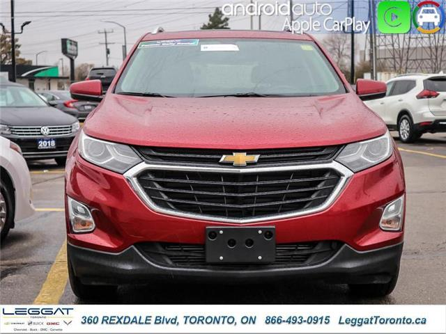 2019 Chevrolet Equinox LT (Stk: T11679) in Etobicoke - Image 2 of 27