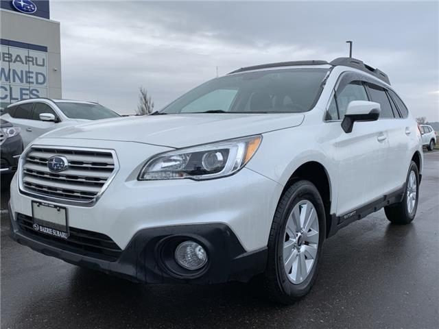 2016 Subaru Outback 2.5i Touring Package (Stk: SUB1540) in Innisfil - Image 1 of 12