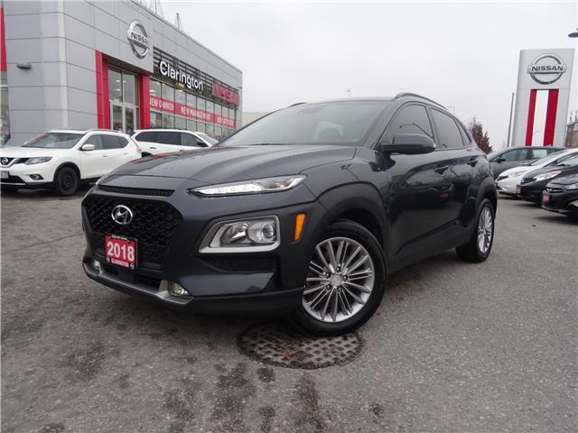 2018 Hyundai Kona 2.0L Luxury (Stk: KN116577AA) in Bowmanville - Image 1 of 29