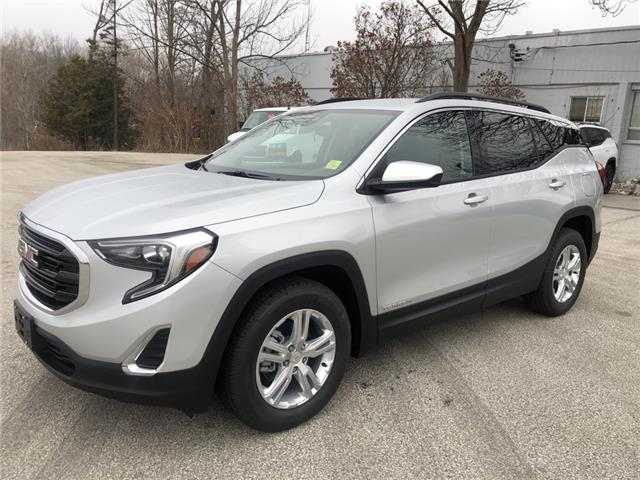 2020 GMC Terrain SLE (Stk: 38193) in Owen Sound - Image 1 of 13