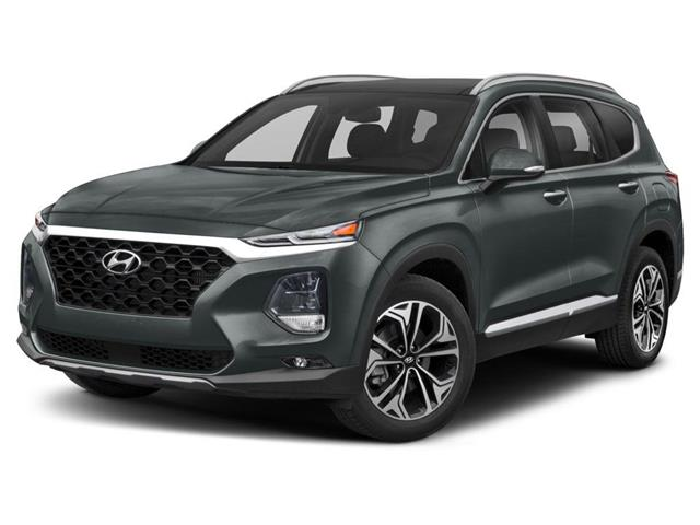 2020 Hyundai Santa Fe Limited (Stk: D00272) in Fredericton - Image 1 of 9