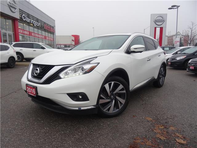 2016 Nissan Murano Platinum (Stk: GN140364) in Bowmanville - Image 1 of 32