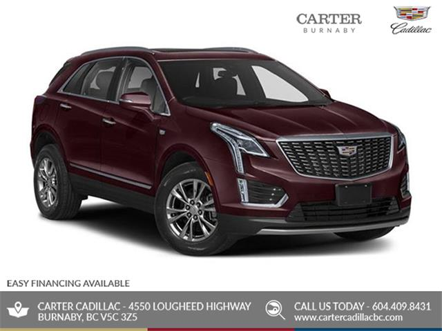 2020 Cadillac XT5 Sport (Stk: C0-7670T) in Burnaby - Image 1 of 1