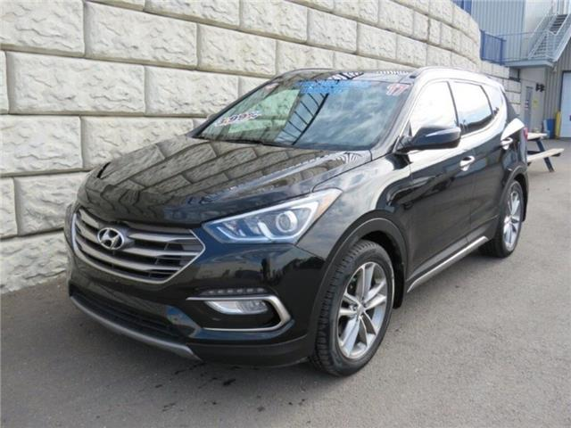 2017 Hyundai Santa Fe Sport  (Stk: D90613T) in Fredericton - Image 1 of 18