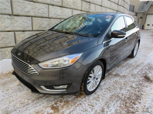 2017 Ford Focus Titanium (Stk: D90961T) in Fredericton - Image 1 of 23