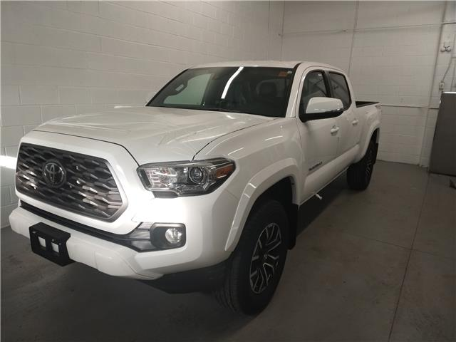 2020 Toyota Tacoma Base (Stk: TW034) in Cobourg - Image 1 of 10
