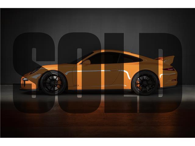 2015 Porsche 911 GT3 (Stk: MU2150) in Woodbridge - Image 1 of 18