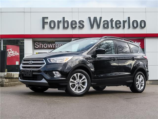 2017 Ford Escape SE (Stk: 02107A) in Waterloo - Image 1 of 24