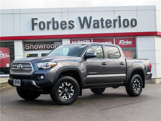 2017 Toyota Tacoma TRD Off Road (Stk: 05040R) in Waterloo - Image 1 of 24