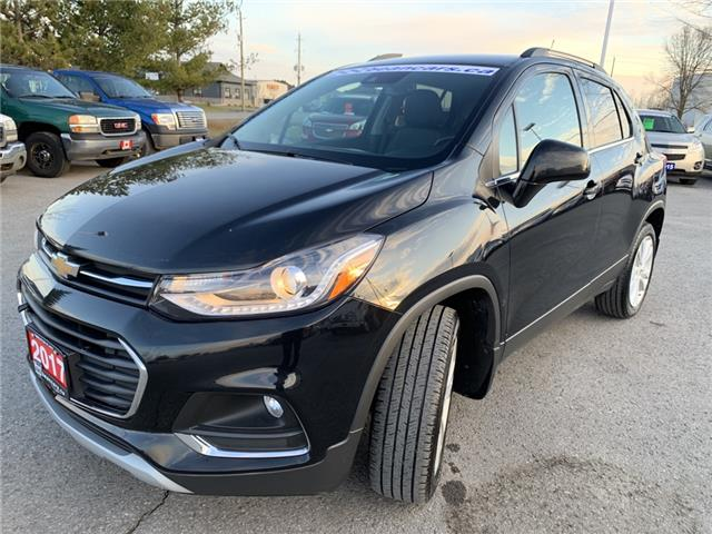 2017 Chevrolet Trax Premier (Stk: 48410) in Carleton Place - Image 1 of 17