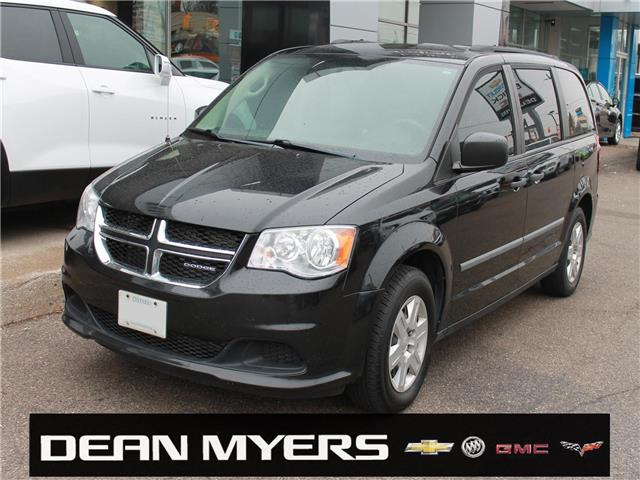 2012 Dodge Grand Caravan SE/SXT (Stk: C203115) in North York - Image 1 of 18