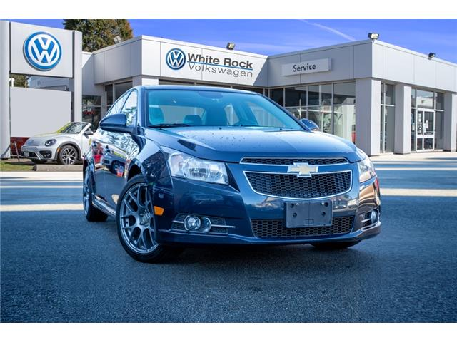 2014 Chevrolet Cruze LTZ (Stk: JP017242A) in Vancouver - Image 1 of 23