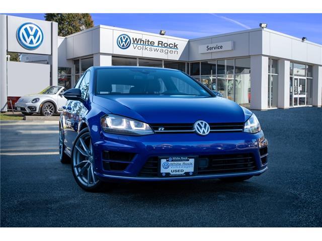 2017 Volkswagen Golf R 2.0 TSI (Stk: VW1019) in Vancouver - Image 1 of 22