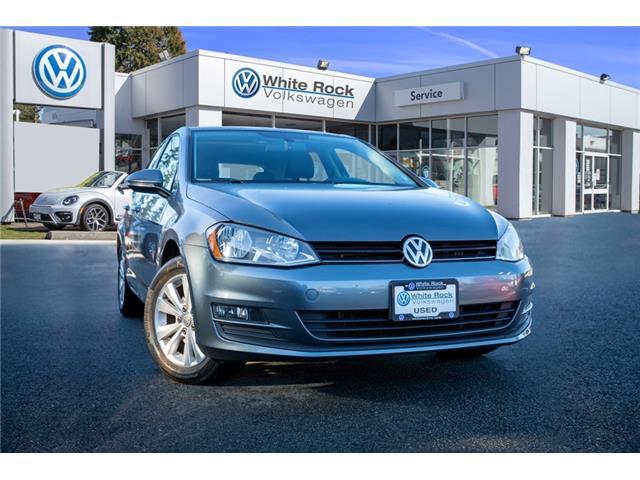 2016 Volkswagen Golf 1.8 TSI Comfortline (Stk: VW1020) in Vancouver - Image 1 of 23