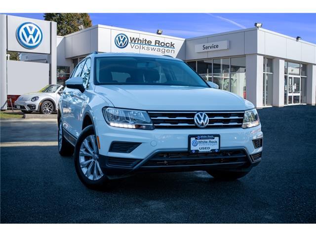 2019 Volkswagen Tiguan Trendline (Stk: VW1021) in Vancouver - Image 1 of 23