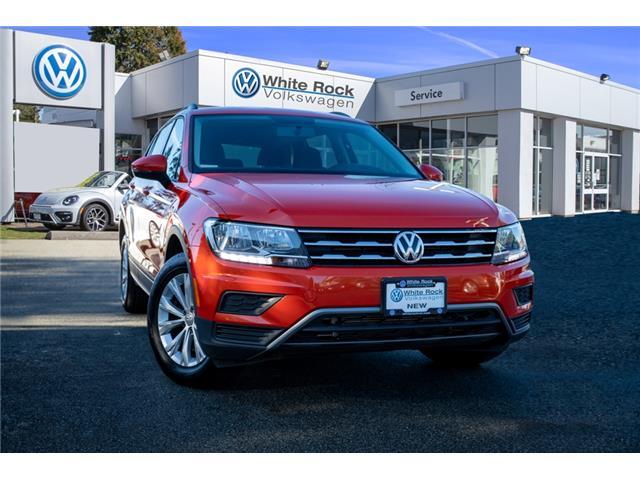2019 Volkswagen Tiguan Trendline (Stk: VW1023) in Vancouver - Image 1 of 21