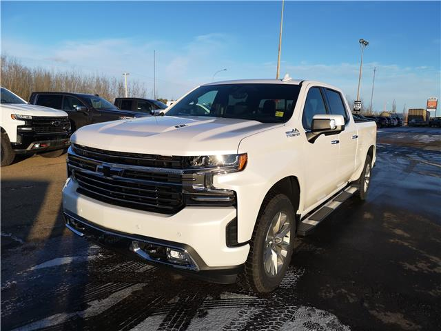 2020 Chevrolet Silverado 1500 High Country (Stk: T0008) in Athabasca - Image 1 of 24