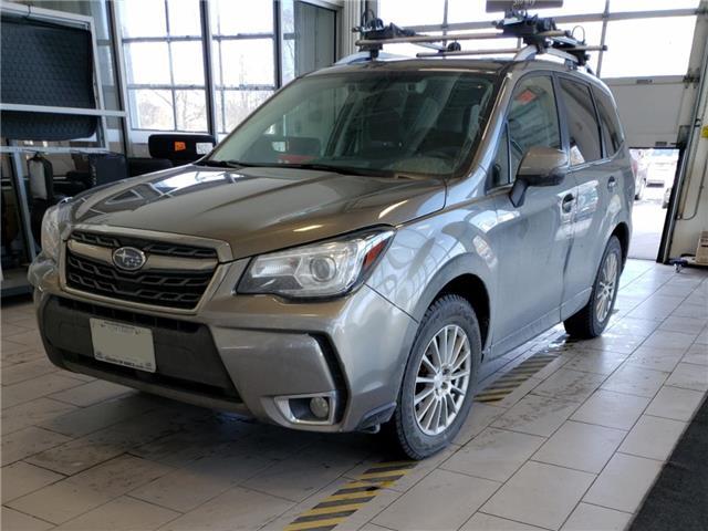 2017 Subaru Forester 2.0XT Limited (Stk: 488335) in Ottawa - Image 1 of 3