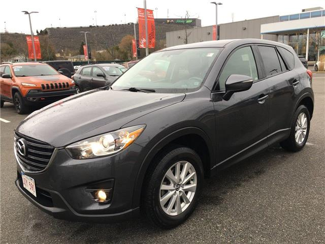 2016 Mazda CX-5 GS (Stk: P631568) in Saint John - Image 1 of 31