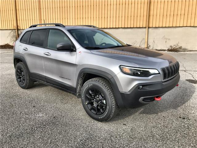 2020 Jeep Cherokee Trailhawk (Stk: 2209) in Windsor - Image 1 of 14