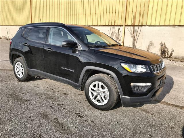 2020 Jeep Compass Sport (Stk: 2202) in Windsor - Image 1 of 12