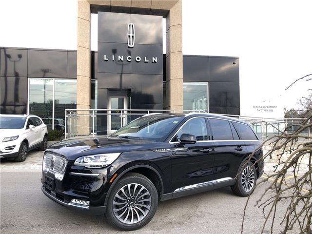 2020 Lincoln Aviator Reserve (Stk: LA20094) in Barrie - Image 1 of 36