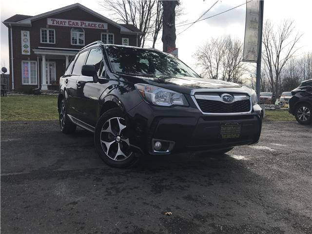 2015 Subaru Forester  (Stk: 5486) in London - Image 1 of 28