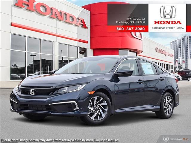 2020 Honda Civic EX (Stk: 20532) in Cambridge - Image 1 of 24