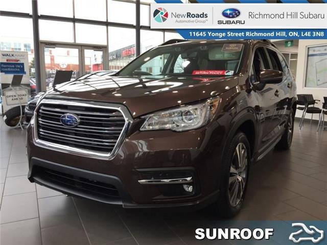 2020 Subaru Ascent Limited w/Captains Chairs (Stk: 34013) in RICHMOND HILL - Image 1 of 17