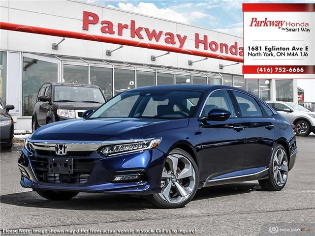 2020 Honda Accord Touring 1.5T (Stk: 28031) in North York - Image 1 of 23